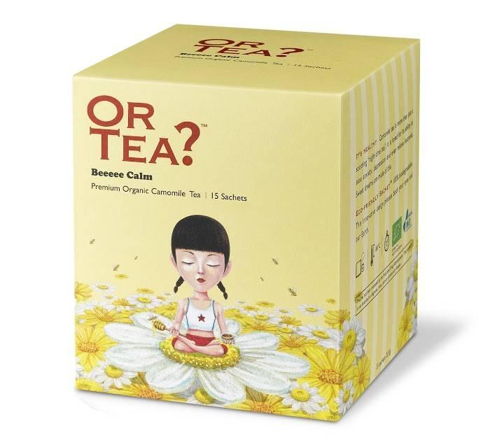 Or tea? Builtjes - Beeeee Calm