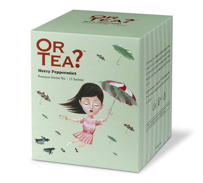 Or tea? Builtjes - Merry Peppermint