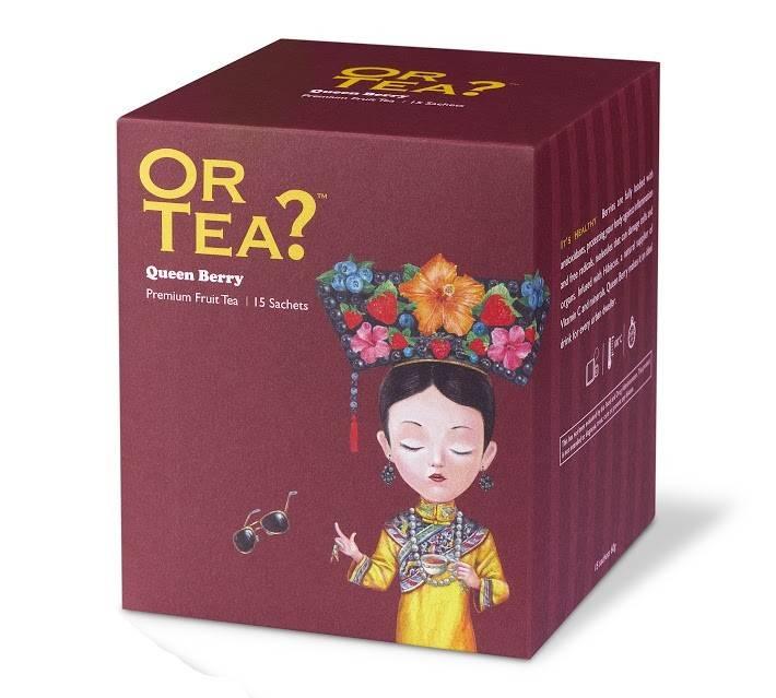 Or tea? Builtjes - Queen Berry