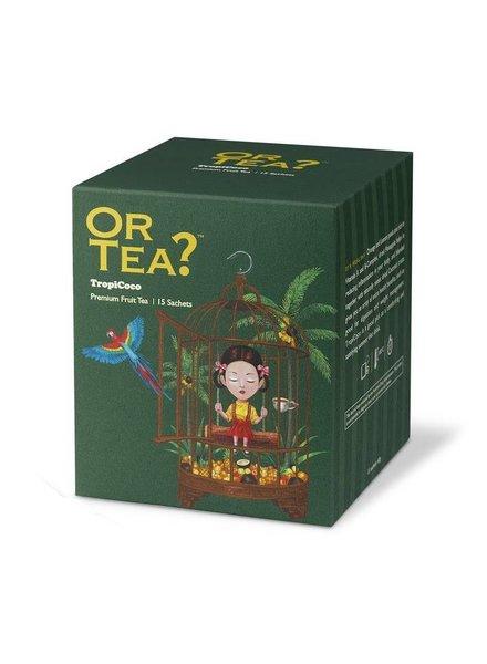 Or tea? Tropicoco