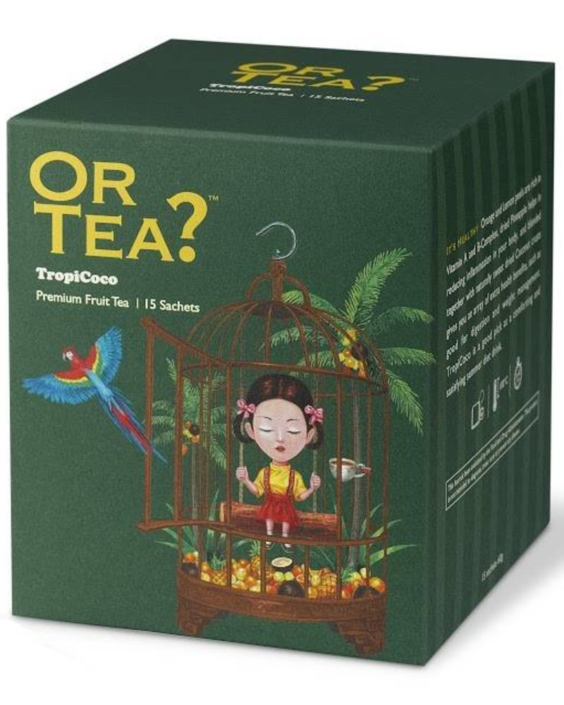 Or tea? Builtjes - Tropicoco