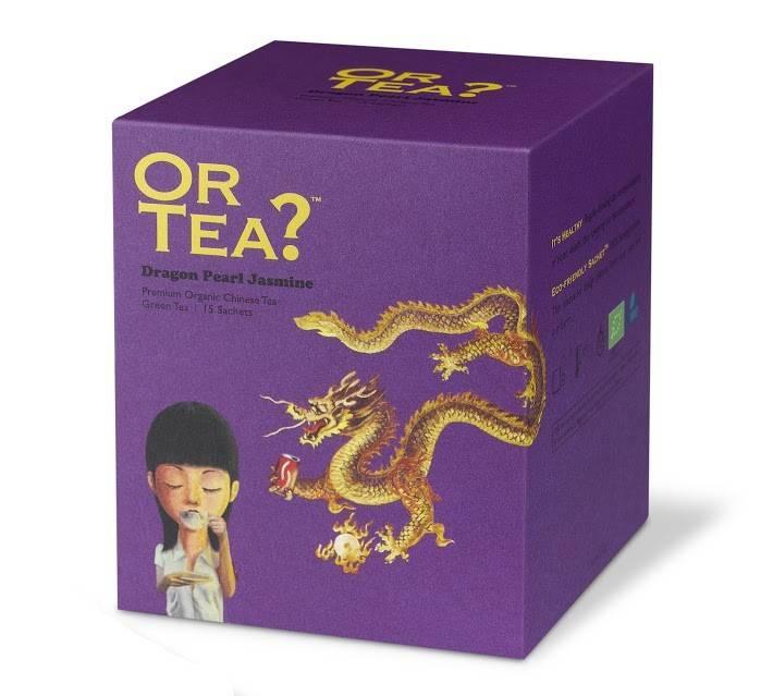 Or tea? Builtjes - Dragon Pearl Jasmine
