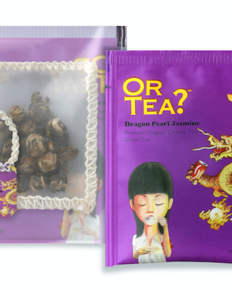 Or tea? Builtjes - Dragon Pearl Jasmine