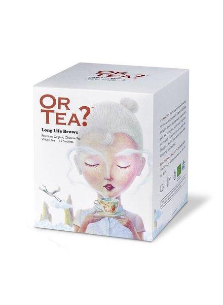 Or tea? Long Life Brows