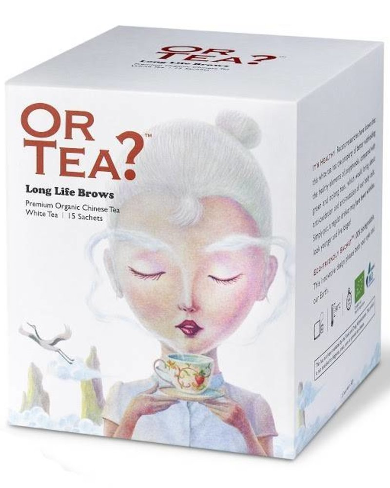 Or tea? Builtjes - Long Life Brows