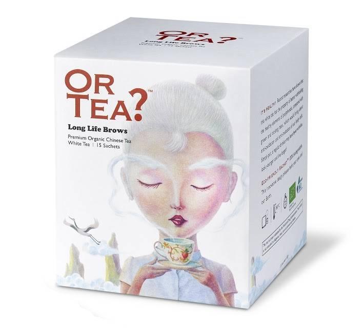 Or tea? Builtjes - Long Life Brows