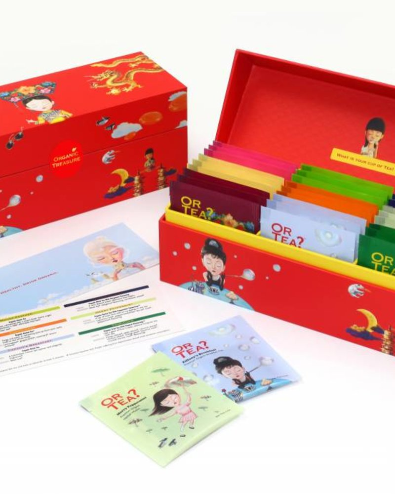 Or tea? Builtjes - Organic Treasure Box