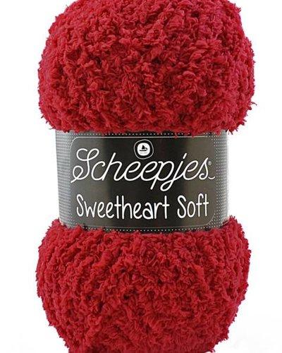 Scheepjeswol Sweetheart 16 donkerrood