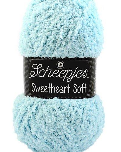 Scheepjeswol Sweetheart 21 licht turkooisblauw