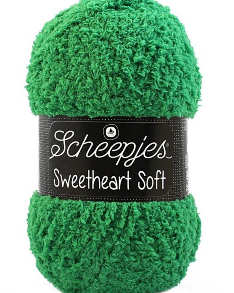 Scheepjeswol Sweetheart 23 mosgroen