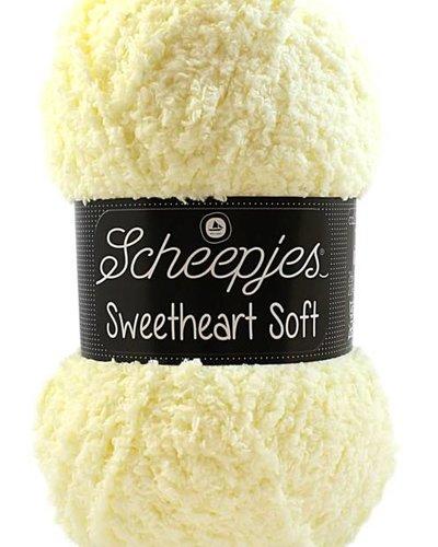 Scheepjeswol Sweetheart 25 zachtgeel