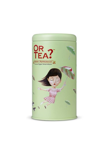 Or tea? Merry Peppermint (losse thee)