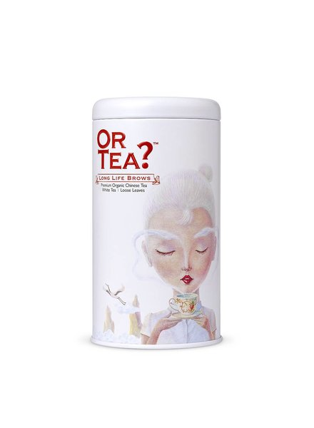 Or tea? Long Life Brows (losse thee)