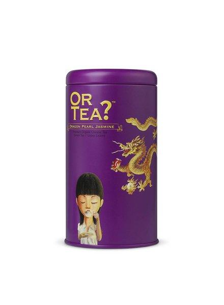 Or tea? Dragon Pearl Jasmine (losse thee)