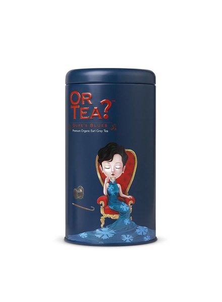 Or tea? Duke's Blues (losse thee)