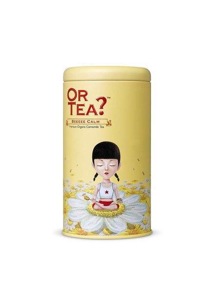 Or tea? Beeeee Calm (losse thee)