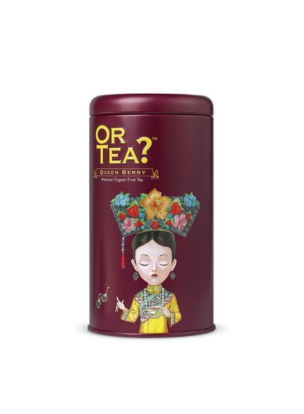 Or tea? Queen Berry (losse thee)