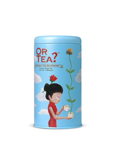 Or tea? Natural Tea Blossoms (losse thee)