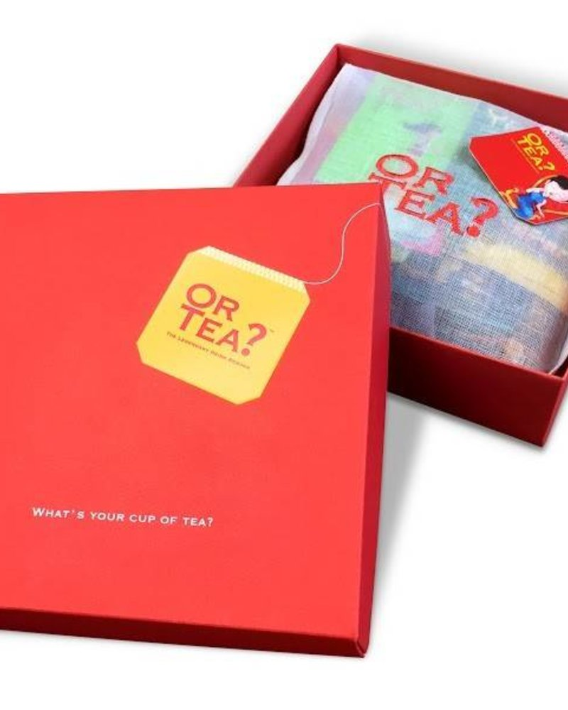 Or tea? Builtjes - Giant Sachet Combo