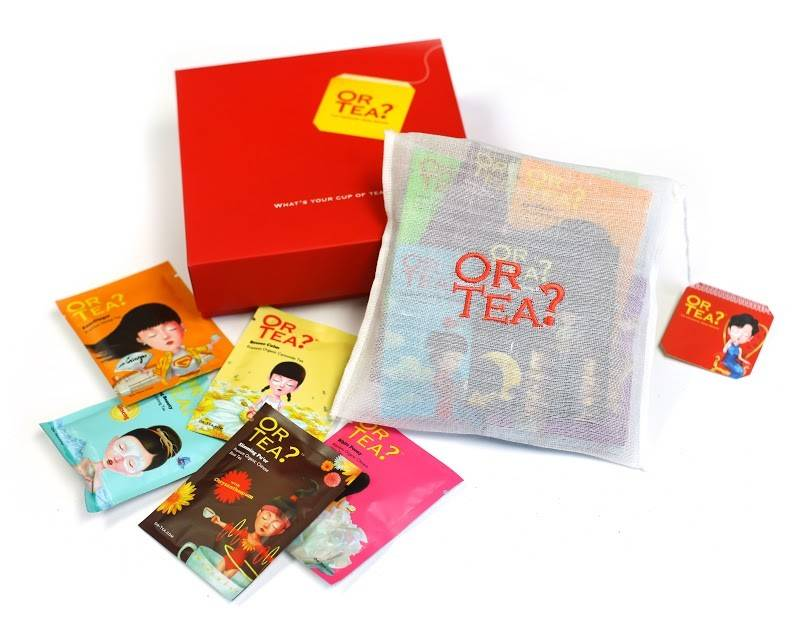 Or tea? Builtjes - Giant Sachet Combo