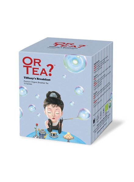 Or tea? Tiffany's Breakfast