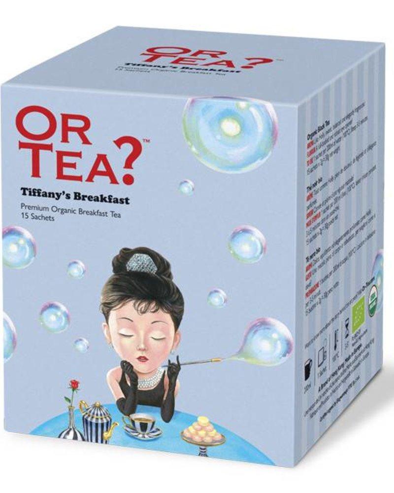 Or tea? Builtjes - Tiffany's Breakfast