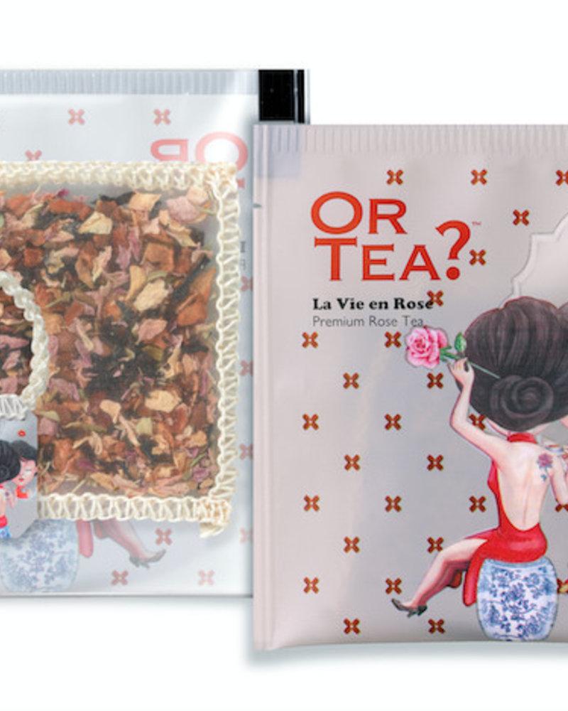 Or tea? Builtjes - La Vie en Rose