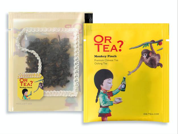 Or tea? Builtjes - Monkey Pinch