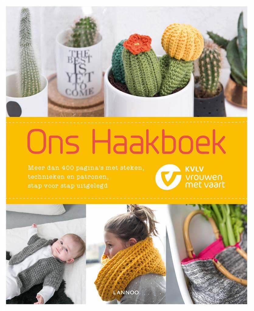Boek - Ons haakboek