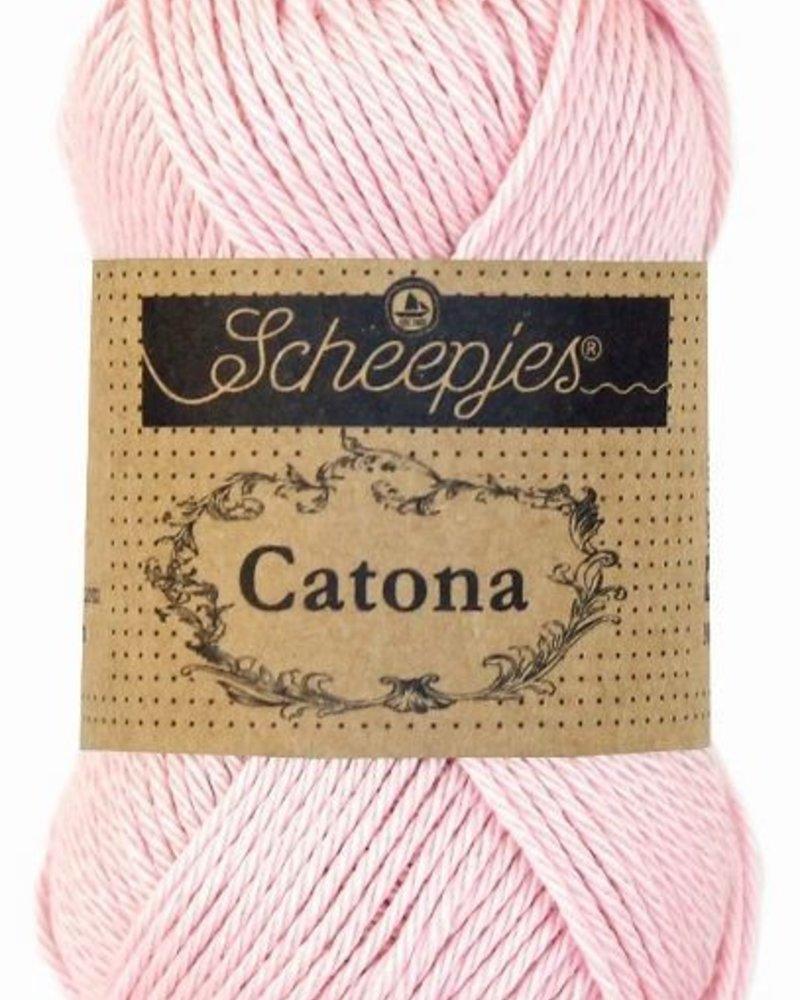 Scheepjeswol Catona 238 powder pink