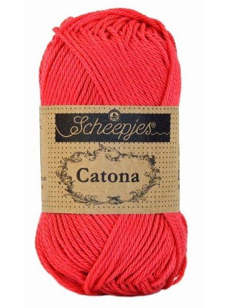 Scheepjeswol Catona 256 cornelia rose