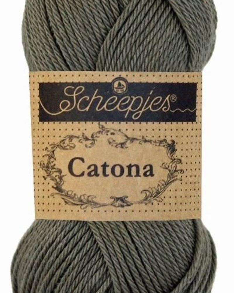 Scheepjeswol Catona 387 dark olive
