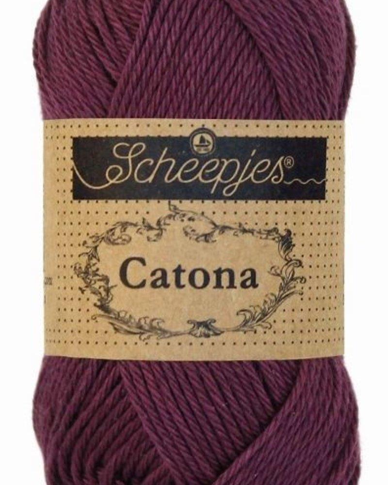 Scheepjeswol Catona 394 shadow purple