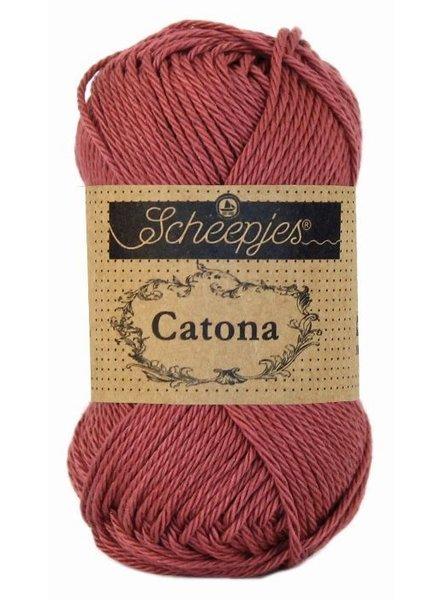 Scheepjeswol Catona 396 rose wine