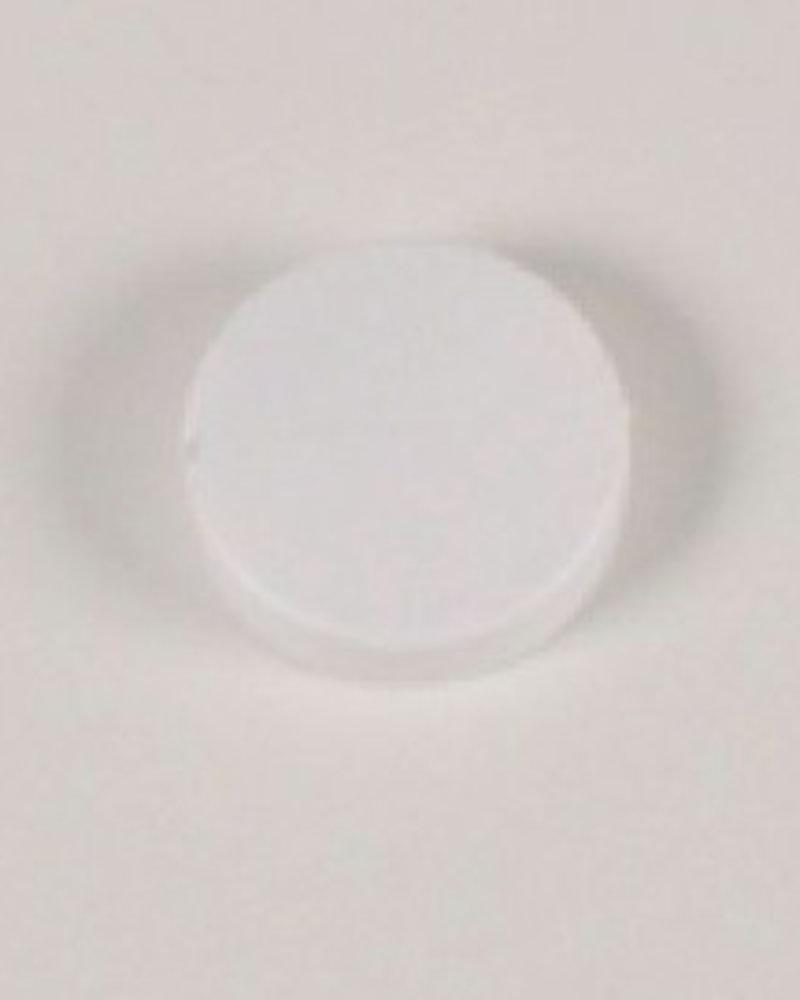 Rammelschijf klein (2,2 diameter x 1,1 hoogte)