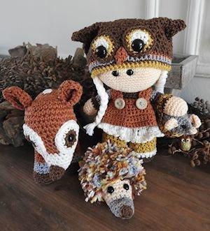 Funny - Owl set