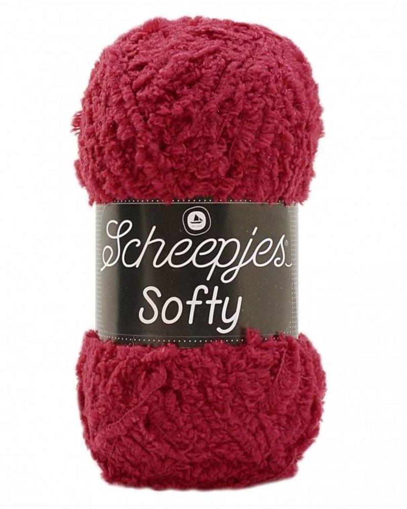 Scheepjeswol Softy 490 bordeau