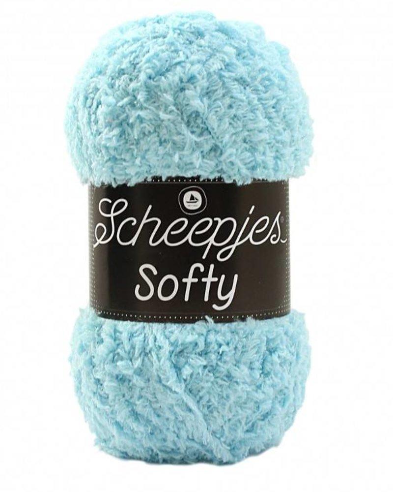 Scheepjeswol Softy 495 lichtblauw