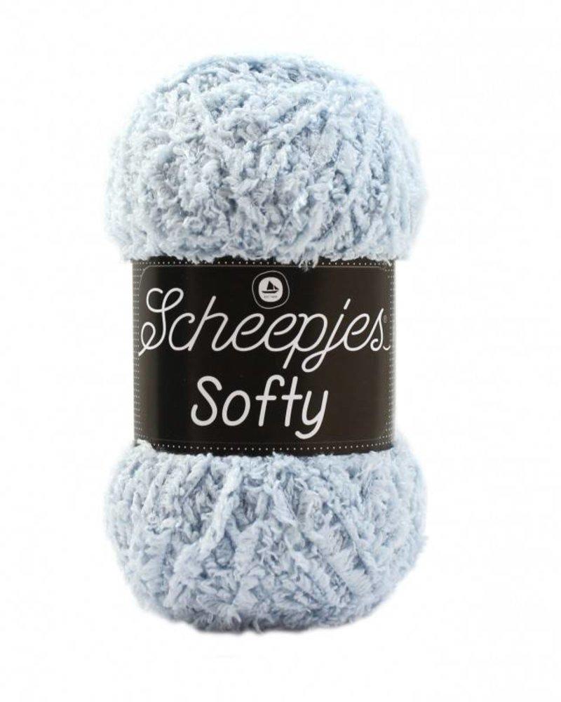 Scheepjeswol Softy 482 babyblauw