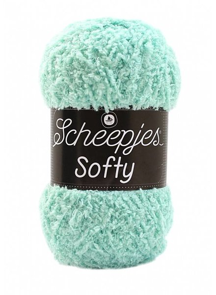 Scheepjeswol Softy 491 licht aqua