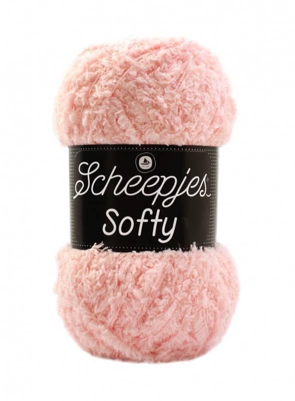 Scheepjeswol Softy 496 lichtroze