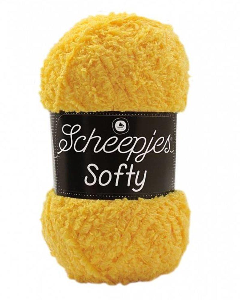 Scheepjeswol Softy 489 geel