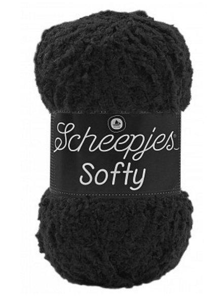 Scheepjeswol Softy 478 zwart