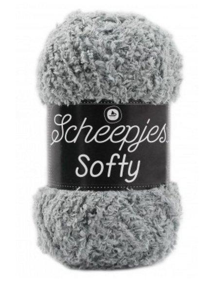 Scheepjeswol Softy 477 grijs