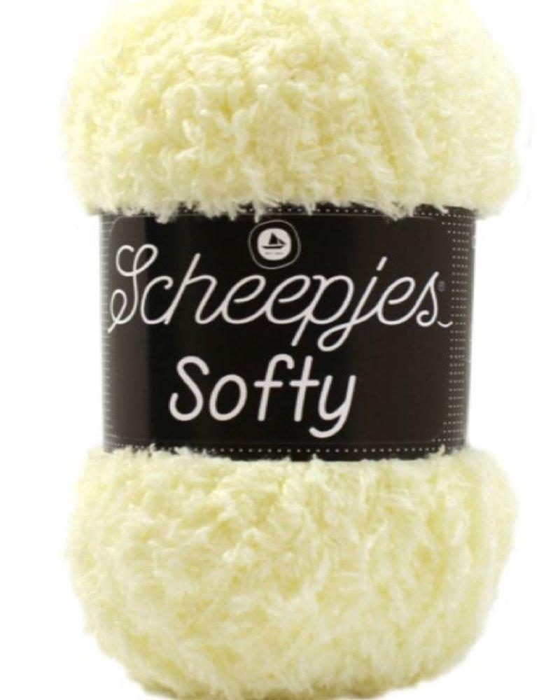 Scheepjeswol Softy 499 lichtgeel