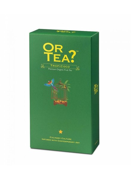 Or tea? Tropicoco - Navulling (losse thee)