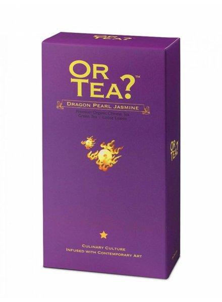 Or tea? Dragon Pearl Jasmine - Navulling (losse thee)