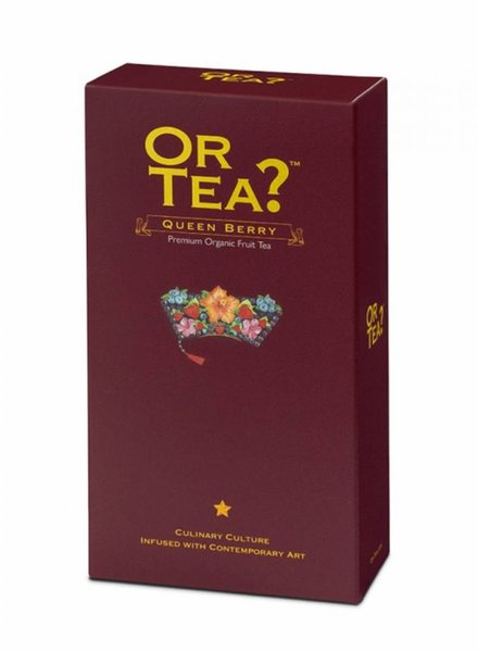 Or tea? Queen Berry - Navulling (losse thee)