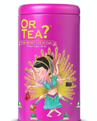 Losse thee - The secret life of Chai