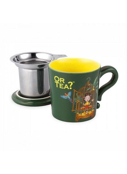 Or tea? Forest mug